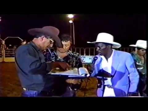 Joeder Campos Sales Vs. Hollywood - Rodeio de Bariri/SP 1990