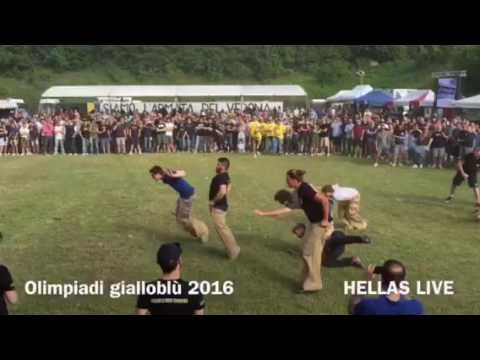 Olimpiadi dei tifosi, i Veronesi in prima fila