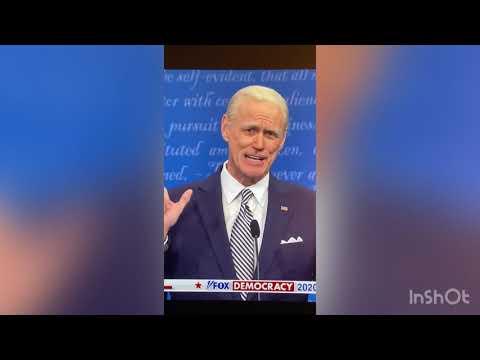 Jim Carrey as Joe Biden - SNL October 2020