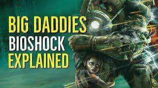 Video BIG DADDIES (BioShock) EXPLAINED MP3, 3GP, MP4, WEBM, AVI, FLV Oktober 2018
