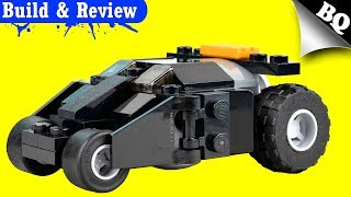 LEGO Batman Tumbler 30300 DC Super Heroes Build & Review