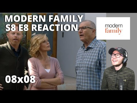 MODERN FAMILY S8 E8 I THE ALLIANCE I REACTION SEASON 8 EPISODE 8 I 8x8 AMAZON & NETFLIX