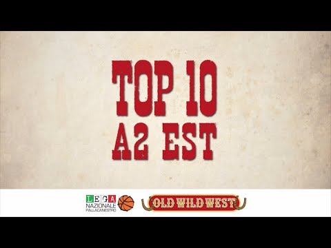 Serie A2 Old Wild West, Top Ten 15. Giornata