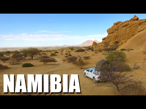 A Cheap Namibia Camping Tour to the Coast