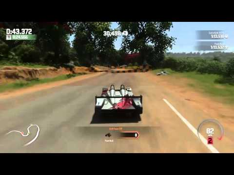 DriveClub - Bandipur India, Caterham SP/300 R, World Record
