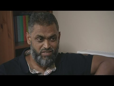 Begg - Subscribe to Channel 4 News: http://bit.ly/1sF6pOJ Moazzam Begg was released from prison on Wednesday after MI5 handed over documents to the police. He claim...