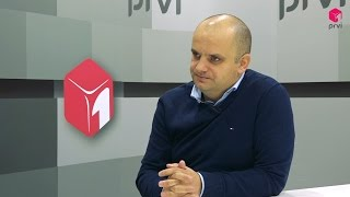 Vjenceslav Leko, Predsjednik Gospodarske komore Mostara