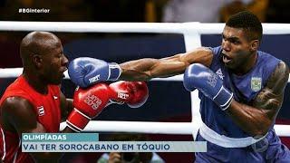 Atleta de Sorocaba vai representar o Brasil no boxe em Tóquio