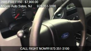 2005 Ford F150 XL Long Bed 2WD - for sale in Irvington, NJ 0