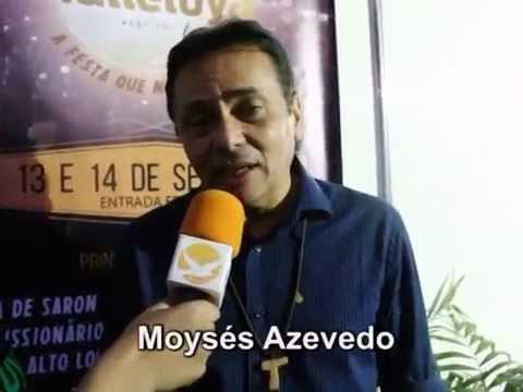 Moysés Azevedo partilha o que é o #HalleluyaRio