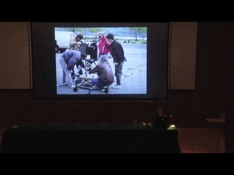 "Zbigniew Rybczyński ""Concept of special effects in new technologies"" at Film Spring Open-Air"
