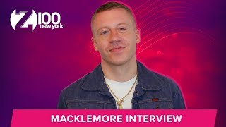 Video Macklemore Opens Up About Fatherhood & Going Solo | Interview MP3, 3GP, MP4, WEBM, AVI, FLV Mei 2018
