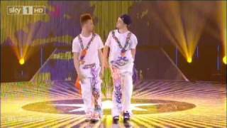 Got To Dance Series 2: Chris&Wes 2nd Performance Clip
