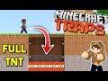 Cara Membuat Jebakan Lubang Tnt Paling Mematikan Di Minecraft