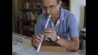 Download Lagu costruire strumenti musicali didattici (4): flauto dritto Mp3