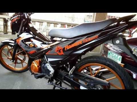 SUZUKI RAIDER R 150 2014 LIMITED EDITION