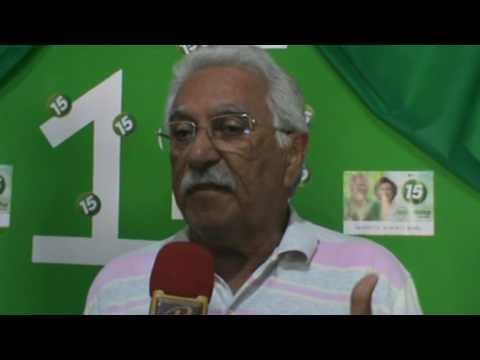 Cerro Corá RN candidato a prefeito Joãozinho