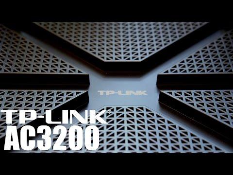Análisis TP Link AC3200: el buque insignia de TP Link