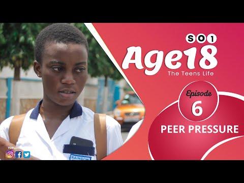 AGE 18 Series   Season 1  Episode 06   (Ghallywood Series) Ghana Series