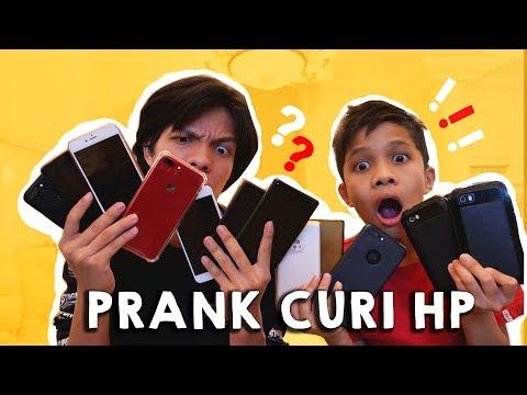 PRANK CURI HP | Gen Halilintar