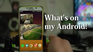 """Here's my first """"What's On My Android""""!  If you guys like it, I will try to keep doing more of these.Also see What's On My Android YouTuber Edition at Zachary Anderson's channel:https://www.youtube.com/watch?v=dghqTWKr9lYSome of the stuff mentioned in video:My Android Security Setup:https://www.youtube.com/watch?v=GwdWMTICnYQGalaxy S8 ROM for Note 5:https://www.youtube.com/edit?o=U&video_id=zDpO0zo8y_8Google Home Automation:https://www.youtube.com/edit?o=U&video_id=VnpjU6VsH0oSony PlayMemories App for Sony Cameras:https://play.google.com/store/apps/details?id=com.sony.playmemories.mobile&hl=enPolaroid Zip:https://www.youtube.com/watch?v=mwscccwO4fQ-----------------------------------------Join the HighOnAndroid VIP Fans List for free help from Max and discounts on Android accessories:http://highonandroid.com/newsletter.phpYouTube Audio Library Credits:Mr Pink"""