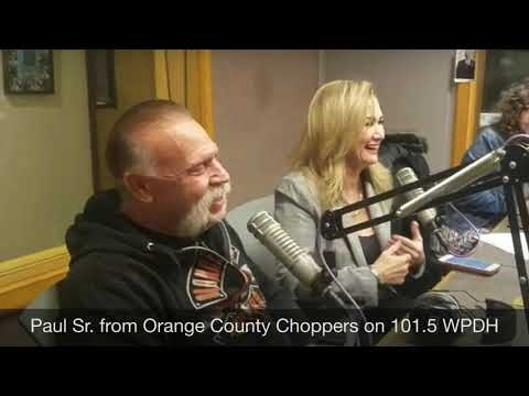 Paul Sr from OCC reveals why he's leaving the Hudson Valley