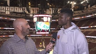 Mo Bamba Interview with Draft Express
