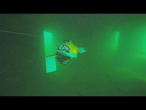 Ρομπότ-χελώνα εξερευνά ναυάγια – hi-tech