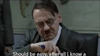 Hitler's nightmare quiz with Rebecca Black