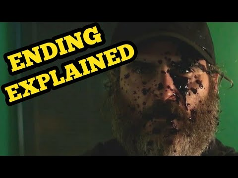 You Were Never Really Here Ending Explained