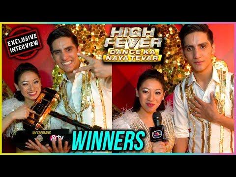High Fever Dance Ka Naya Tevar Winners Nisha Rasai