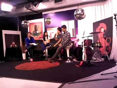 Revara live interview O Channel