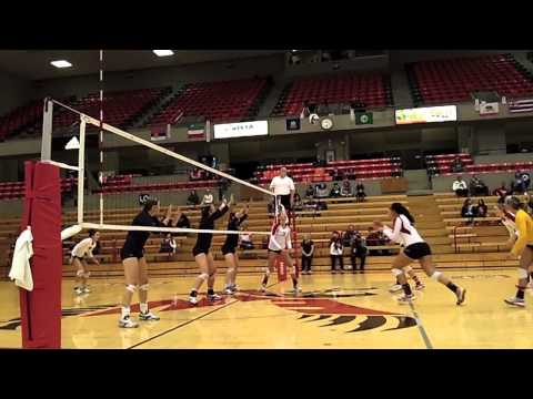 Volleyball Highlights vs. Northern Colorado (Nov. 15)