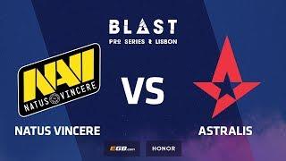 Natus Vincere vs Astralis, inferno, BLAST Pro Series: Lisbon 2018