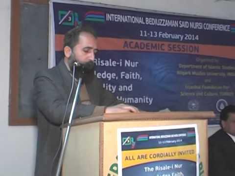 Dr. Bilal Ahmad KUTTY, Aligarh Muslim University, INDIA