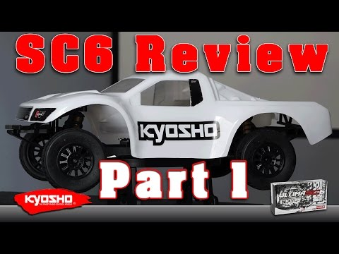 Kyosho - Overall I'm really impressed with my Kyosho SC6! I'll be working on dialing it in to fit my local track and driving style over the next couple of weeks. The ...