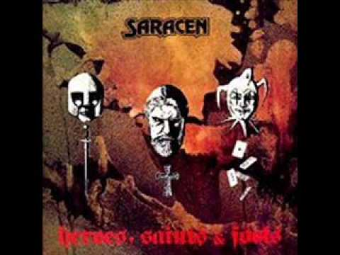 Saracen - Heroes Saints and Fools (1981) online metal music video by SARACEN