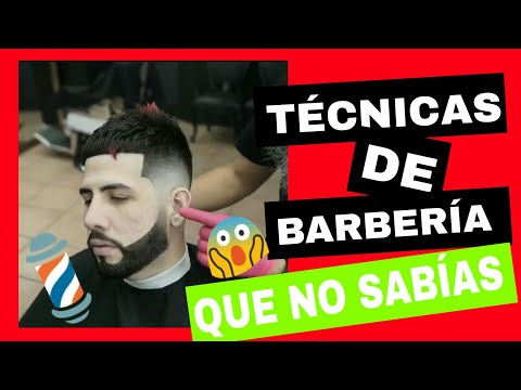 TUTORIAL DE BARBERÍA/ MODA 2019 💈