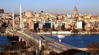 Haliç metro köprüsü tartışmalarla açıldı