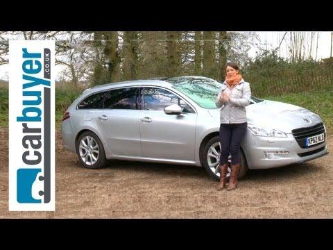 Peugeot 508 SW estate 2013 review – CarBuyer