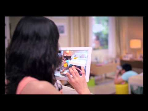 "Iklan TV Toyota Kijang Innova Promo ""Saling Memotret"" (2012)"