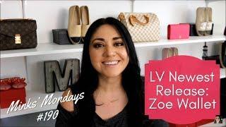 Video Minks' Mondays #190   LV Newest Release: Zoe Wallet MP3, 3GP, MP4, WEBM, AVI, FLV Juni 2018