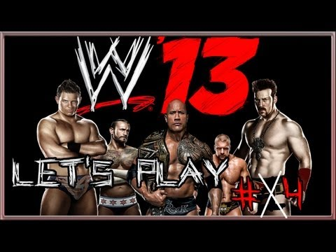 WWE 13: Attitude Era | Let's play #4