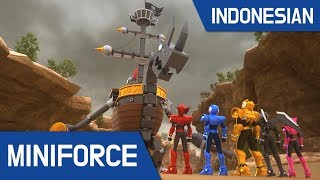 Video [Indonesian dub.] MiniForce S2 EP20 MP3, 3GP, MP4, WEBM, AVI, FLV Juli 2018