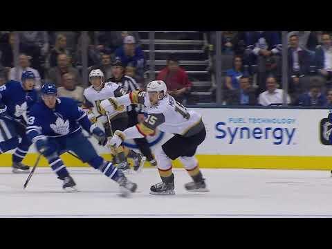 Video: Vegas Golden Knights vs Toronto Maple Leafs   NHL   NOV-06-2018   20:00 EST
