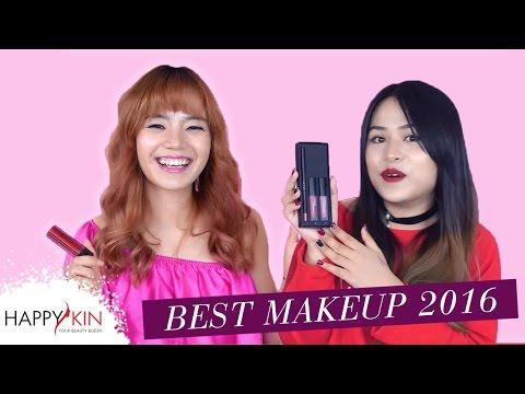 Sản Phẩm Makeup Yêu Thích Nhất 2016 Phần 2 | Best Makeup Items 2016 ft. Beauty In Your Way