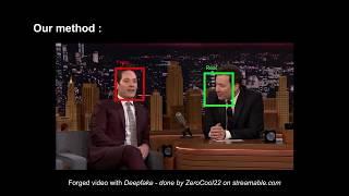 偽造動画、AIで暴く 情報学研など、顔移植・表情操作を判定(動画あり)