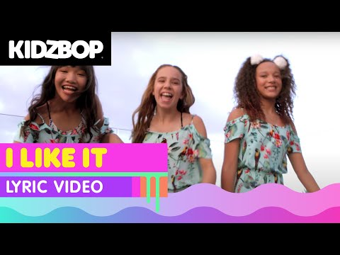 KIDZ BOP Kids - I Like It (Official Music Video) [KIDZ BOP 39]