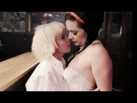 Happy Hour: 1950's Lesbian Pulp Fiction music video/short film