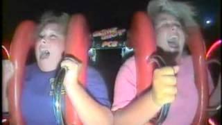 Slingshot Ride - Funniest Reaction Ever!